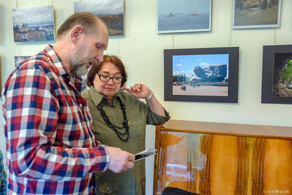 Выставка в Жуковском