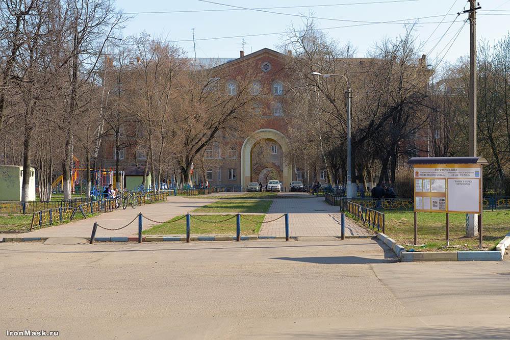 Двор в Жуковском