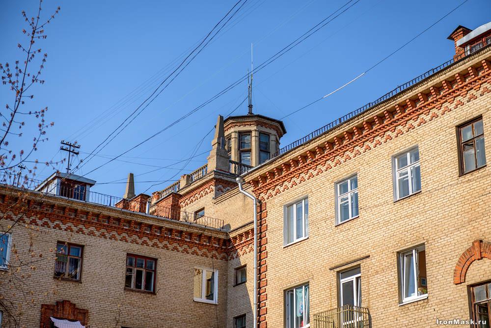 Жуковский архитектура